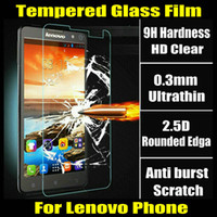 Cheap Wholesale-Premium 0.3mm Tempered Glass Film Screen Protector for Lenovo A808 S920 S850 A850 A850+ S898 K900 K920 A788T S930 S860 S939 A880