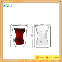 sippy cups - new glass for champagne glass fashion men women body wine beer glass sippy cup lover cup