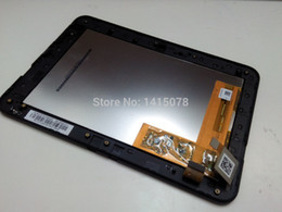 Wholesale For Amazon Kindle Fire HD Inches New Full LCD Display Panel Screen Touch Screen Digitizer Glass With Frame Replacement Parts