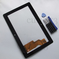 asus vivo tablet - top quality for Asus Vivo Tab RT TF600T TF600 Windows Tablet Touch Screen Glass Digitizer with tools