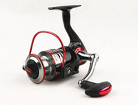 Wholesale Gapless Spinning Fishing Reel Series CNC Full Metal Rocker BB Spool Gear Fishing