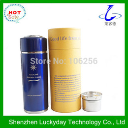 Wholesale High quality Stainless Steel Alkaline Water Cup Nano Energy Bottles