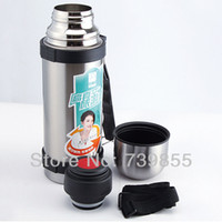 best coffee thermos - ML oz uk Stainless Steel Vacuum Bottle Coffee Thermos Travel Insulated Beverage Container Best Qaulity