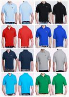 Cheap Wholesale-American Football St.Louis Jerseys Players Performance sport Polo,men polo shirt