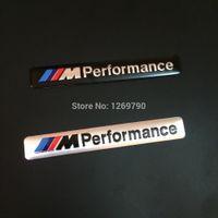 Wholesale New Aluminum Alloy D M performance Badge Emblem body sticker mm mm