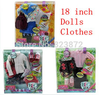 clothes and shoes - Original MGA BFC ink Doll Clothes for inch Dolls Clothes and Accessories Clothing Shoes Bags Fashion Pack