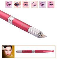 aluminum casting machine - Chuse M5 Aluminum Professional Permanent Makeup Manual Eyebrow Tattoo Pen Famous Brand Make You Fashion