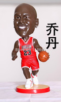 chicago bull - Basketball Doll Famous Series America League Chicago Bull Player Souvenir Super Star No Jordan Doll Cm Height Collections