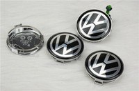 Cheap Wholesale-[Fast shipping]good quality car tunning 4pcs 75mm vw badge wheel center caps for mercedes part no. 1714000025