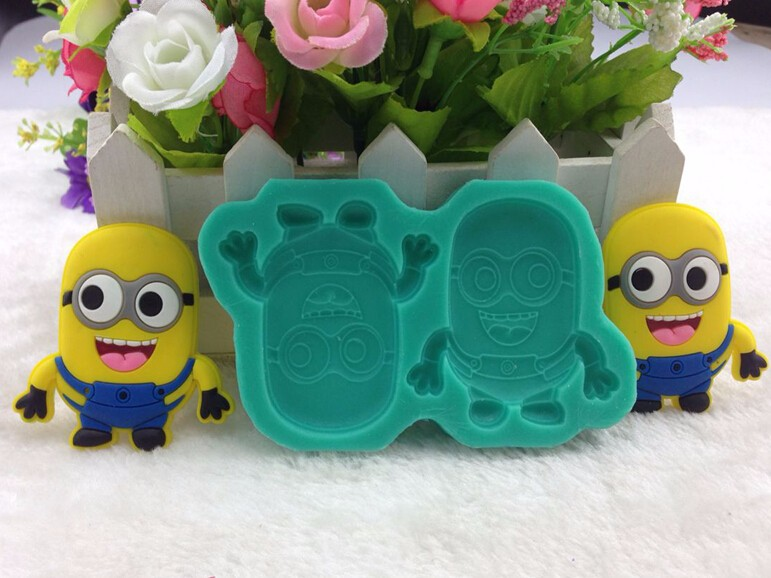 Wholesale Lovely Cartoon Minions Despicable Me Chocolate ...