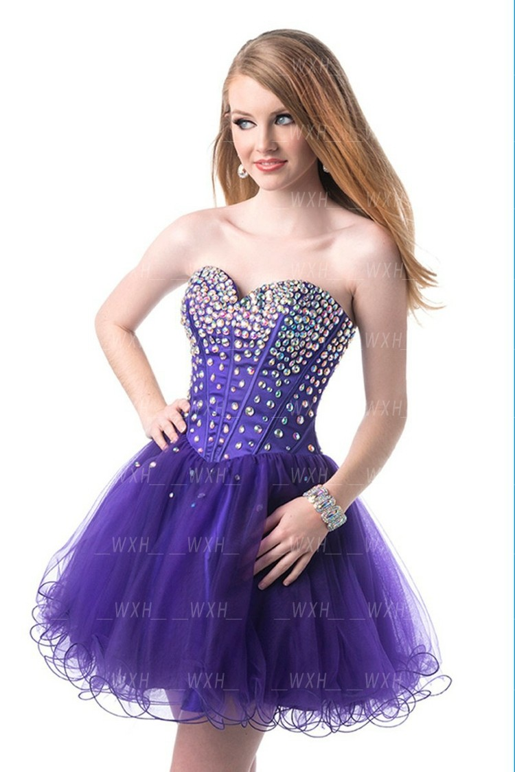Homecoming Dresses Simple Hot Sale Ball Gown Special ...