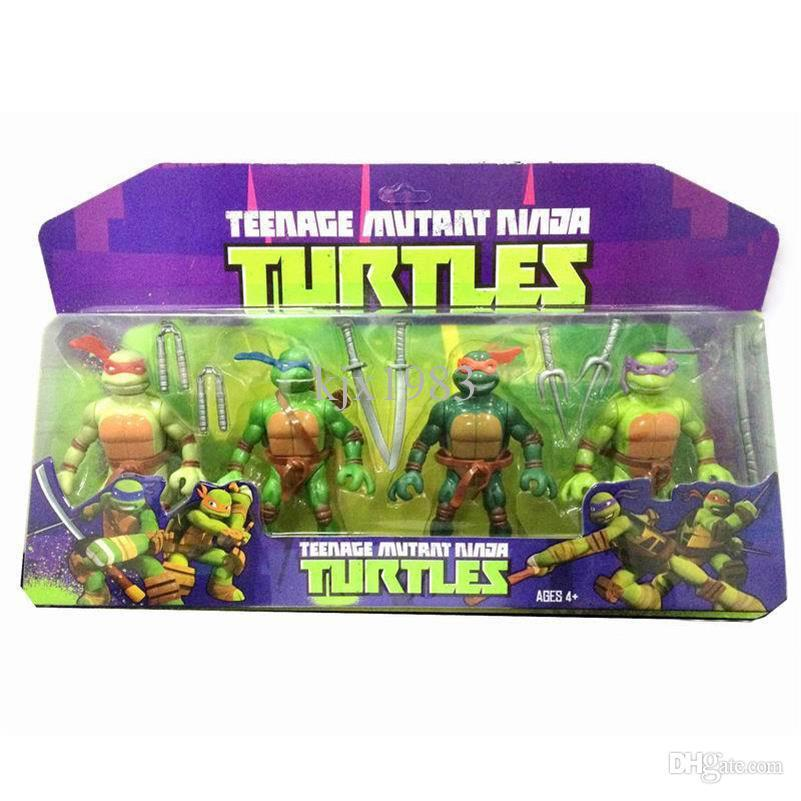 Turtle Toys For Boys : Wholesale brand hot sale new tmnt toys teenage mutant