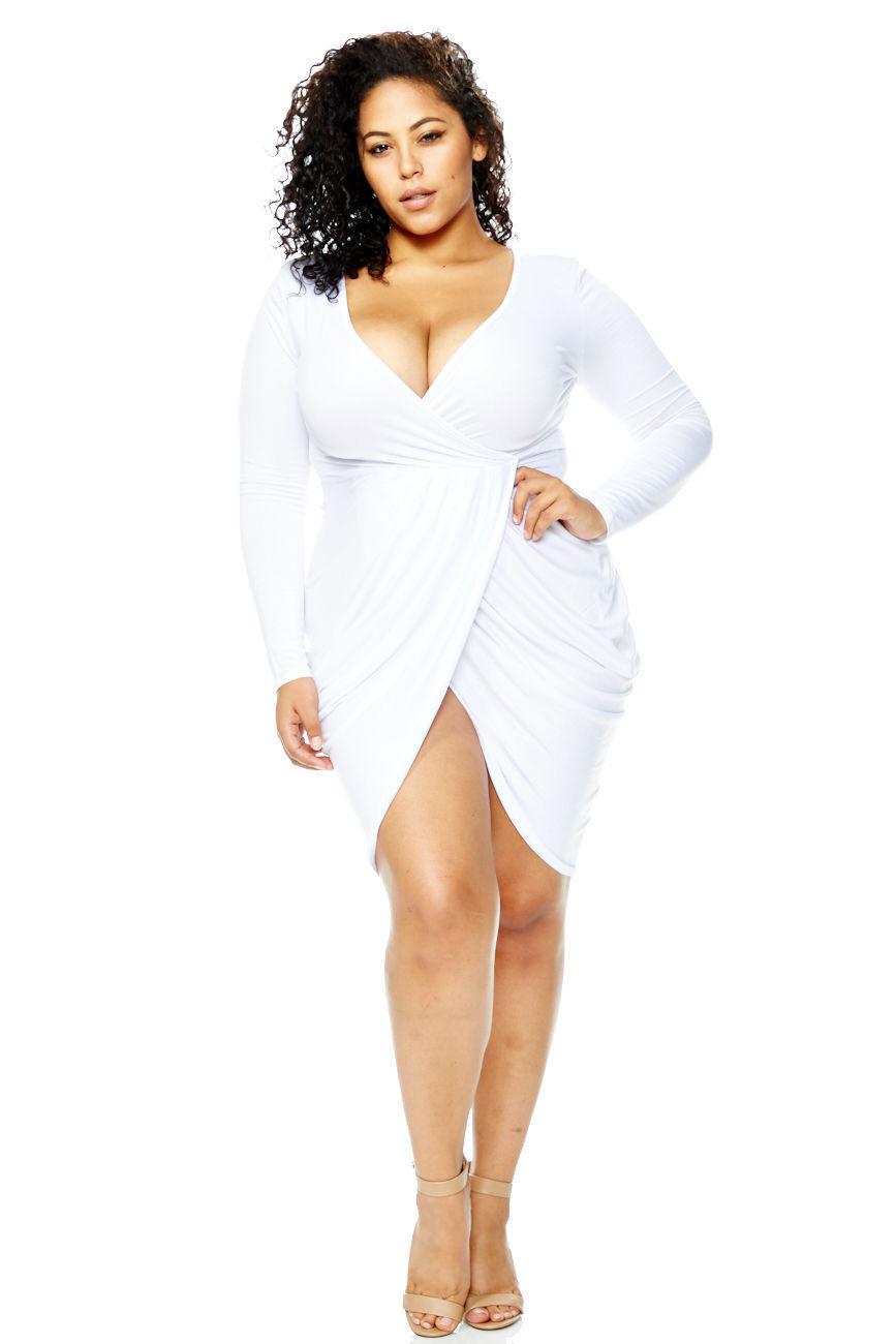 Women S Plus Size Summer Dresses