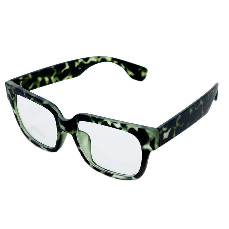 2016 Hot MenS Fashion Tr90 Eyeglasses Frame Clear Lens ...