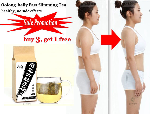 al por mayor té de la pérdida de grasa-HUIJIANGSHANG Oolong delgado vientre té puro cuerpo a base de hierbas adelgazamiento producto pérdida de peso grasa quemante delgado chino cuidado de la salud