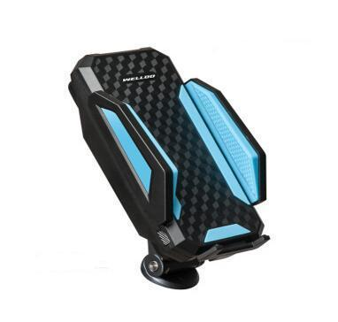Bike Mount Phone Holder Charger 6000mah Power Bank Charge ...