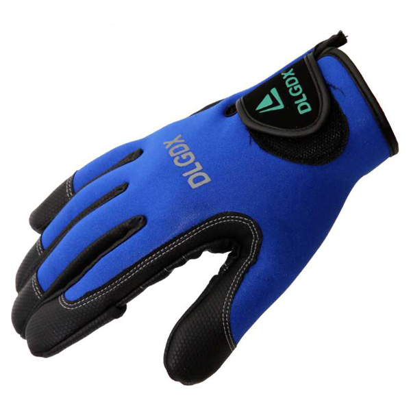 2017 folding finger shooting hunting fishing gloves for for Cold weather fishing gloves