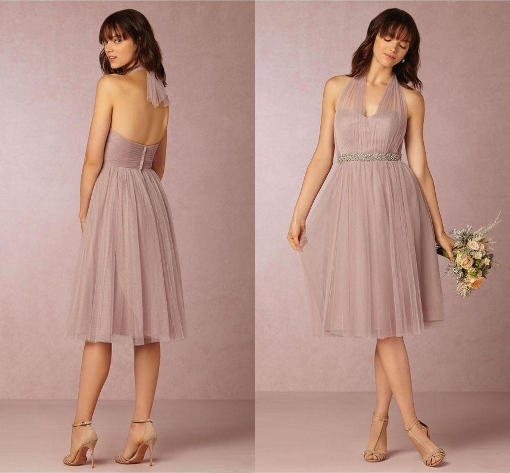 2016 Beach New Bridesmaid Dresses Wedding Guest Wear