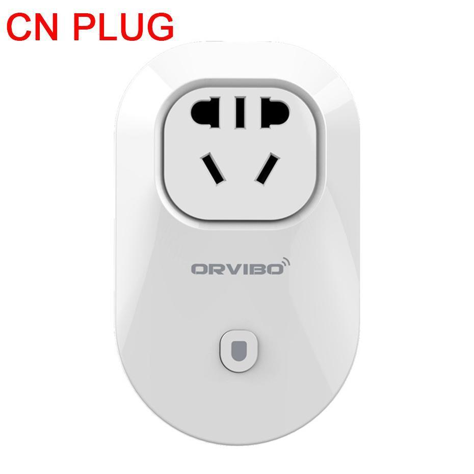 orvibo s20 eu au uk us wifi smart switch intelligent power socket for ios android smartphone. Black Bedroom Furniture Sets. Home Design Ideas