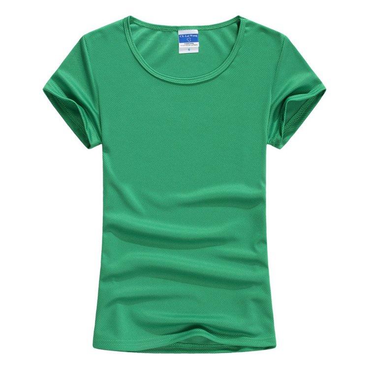 10 Custom Screen Printed Ladies Quality Dry Fit Short