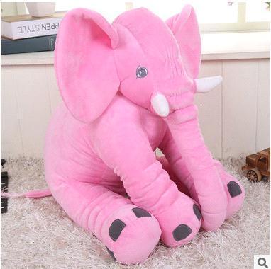 New Lovely Elephant Pillow Baby Doll Children Sleep Pillow
