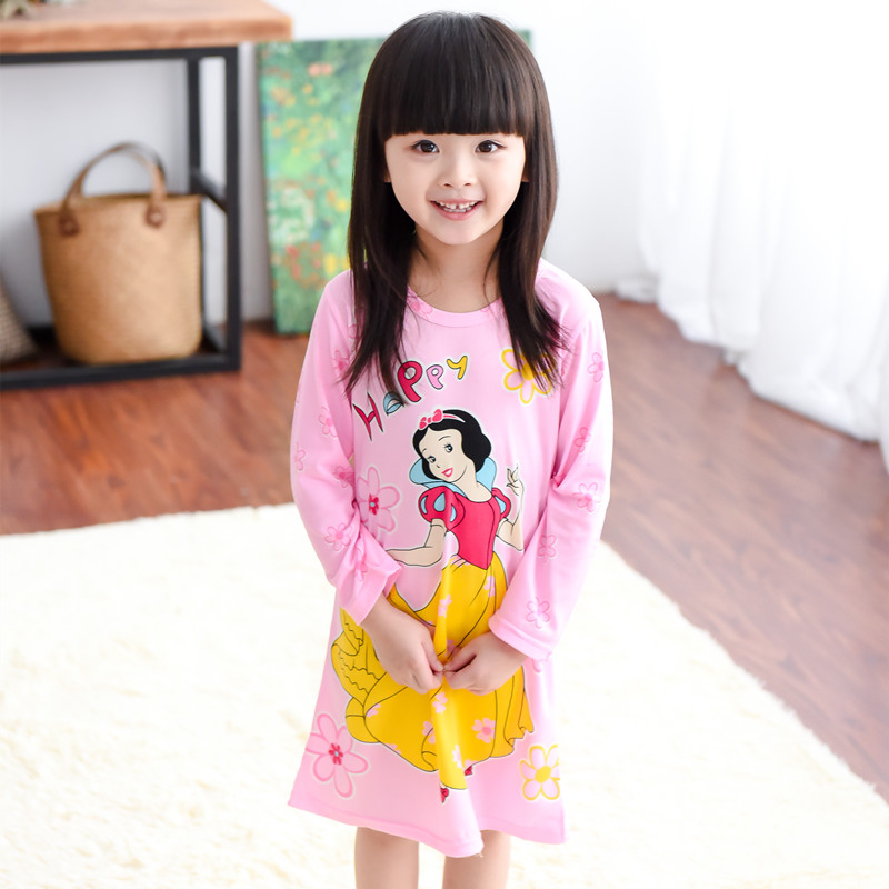 2017 New Spring And Autumn Children'S Pajamas Long Sleeve ...