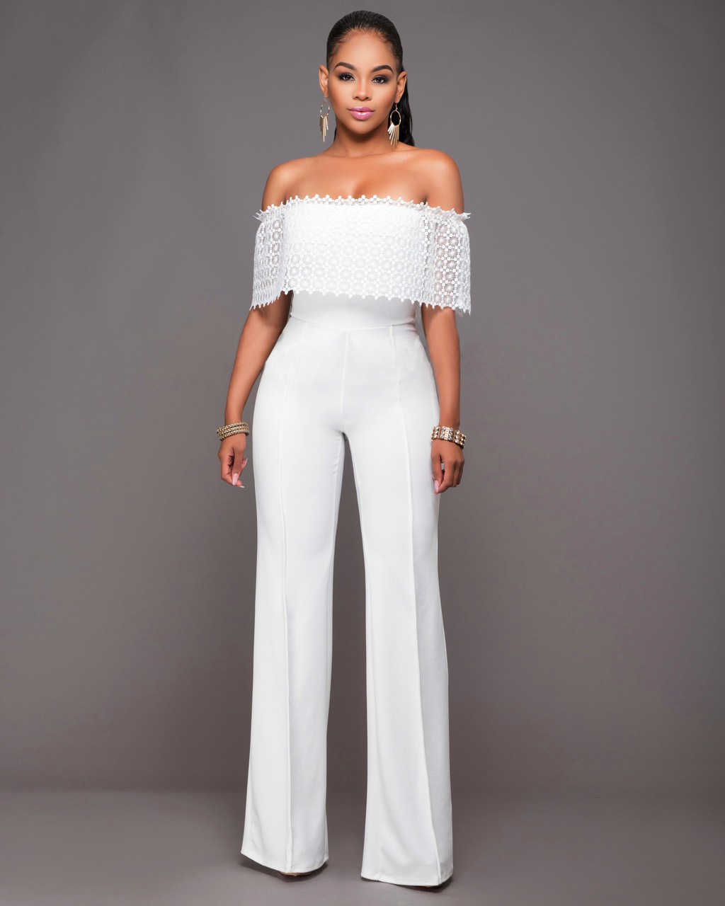 Shop eBay for great deals on White Jumpsuits for Women. You'll find new or used products in White Jumpsuits for Women on eBay. Free shipping on selected items.