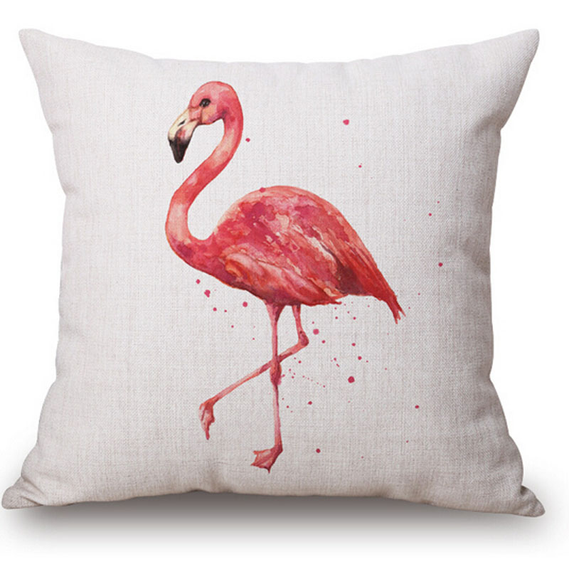 Throw Pillow Covers 25x25 : Sofa Set Flamingo Cushion Cover Decorative Throw Pillows Cushion Without Inner Home Decor Sofa ...