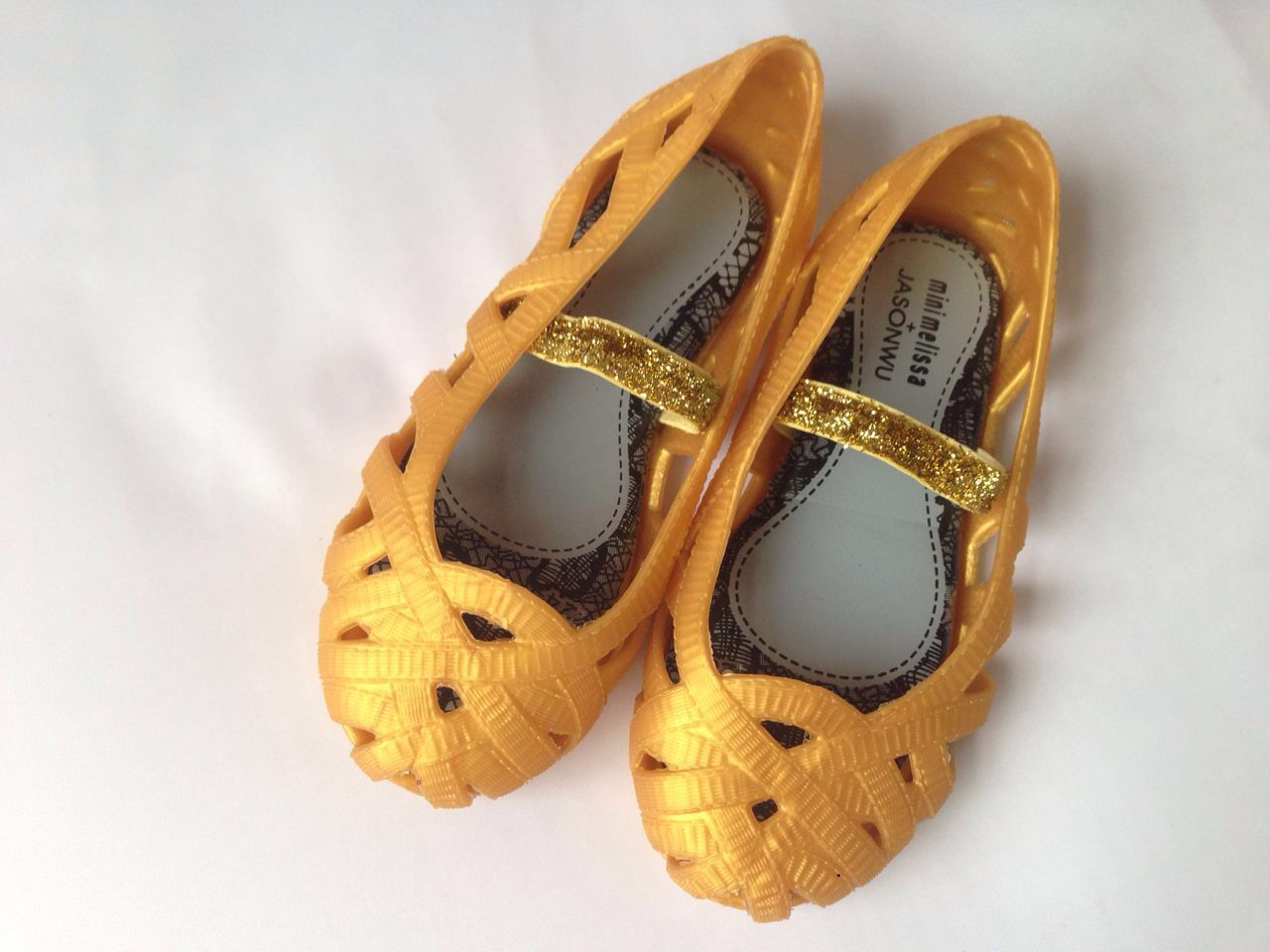 Mini Melissa Sandals Italy Rome Girls Sandals Children ...