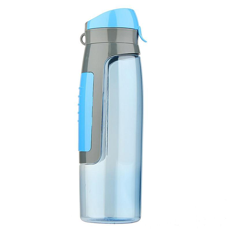 Sports Bottle With Storage Compartment: Wholesale 750ml Water Bottle With Storage Compartment