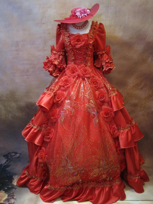 18th Century Womens Party Dresses 19