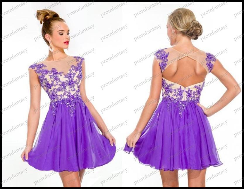 Purple carpet clothing store