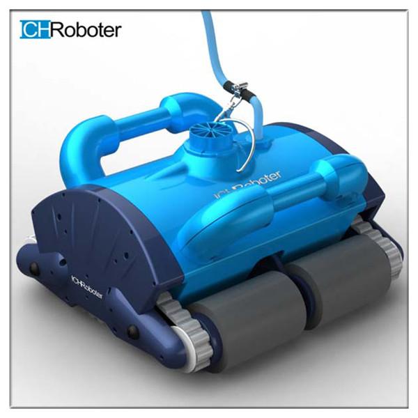 2017 Swimming Pool Cleaning Robot Robot Piscina Automatic Robot Swimming Pool Cleaner Newest