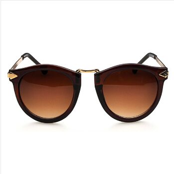 Best Metal Frame Glasses : Womens Mens Unisex Sunglasses Arrow Style Eyewear Round ...