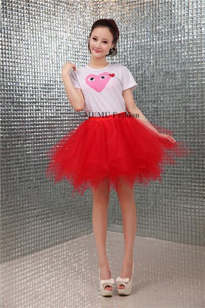 Red Tutu Dress For Toddler