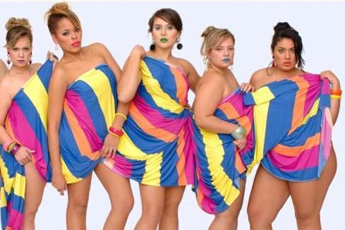 消费新趋势:时尚界开始拥抱大码女性