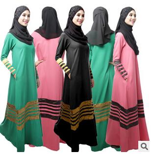 穆斯林女士服饰