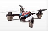 2.4G六轴陀螺仪四旋翼飞行器航拍版