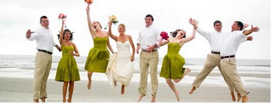美国婚礼习俗