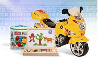 美国玩具行业