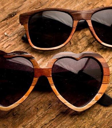 木头太阳镜外贸平台