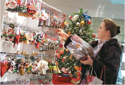 圣诞用品外贸平台