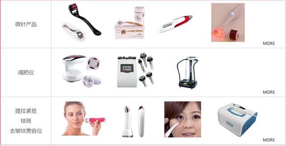 美容仪外贸专题