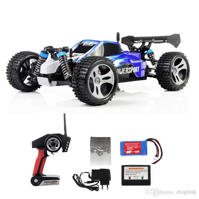 Mini-Racer Remote Control Car