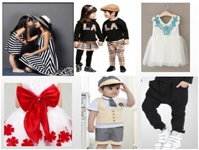 2015年童装流行趋势