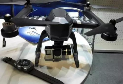 flypro飞豹航天航空为代表的无人机企业