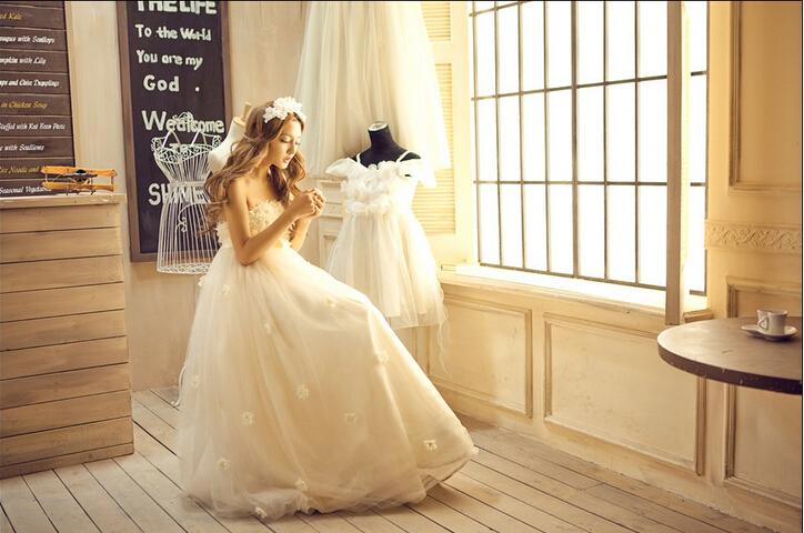 婚纱礼服外贸英语