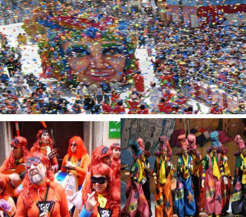 腦補西班牙節日和選品之西班牙狂歡節-跨境電商行業資訊-敦煌網