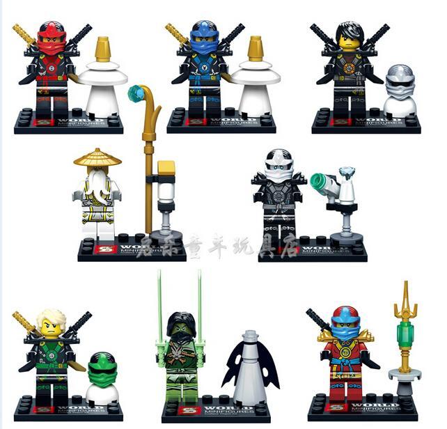 Ninja Minifigure