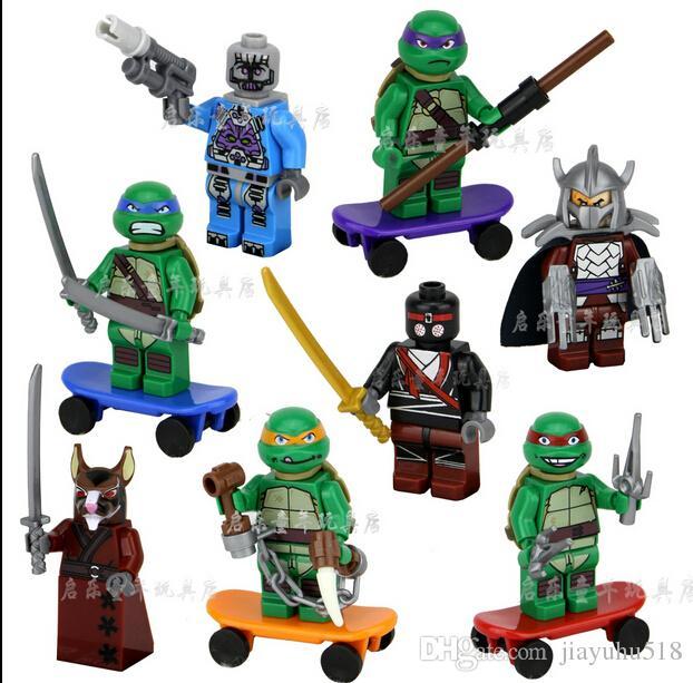 Turtles Minifigure
